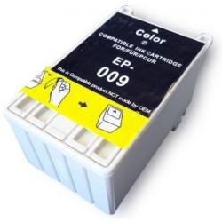 Cartucho sustituto Color EPSON 009, reemplaza al T009, 62ml de capacidad
