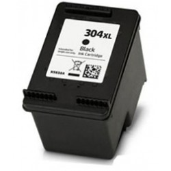 HP 304XL Negro cartucho remanufacturado, reemplaza al N9K06AE y N9K08AE