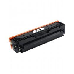 HP CF540X Negro Tóner sustituto , reemplaza al 203X, 203A, CF540X y CF540A