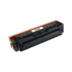 HP CF542X Amarillo Tóner sustituto , reemplaza al 203X, 203A, CF542X y CF542A
