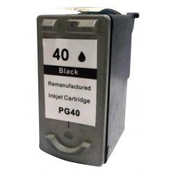 Cartucho remanufacturado Negro Canon PG40, , reemplaza al PG-40
