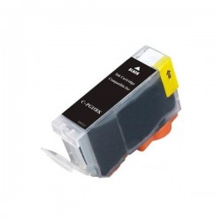 Cartucho sustituto Negro Canon PGI 5, reemplaza al PGI-5BK, 26ml de capacidad