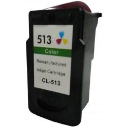 Cartucho sustituto Canon Color CL513, reemplaza al CL-513, Cartucho de alta capacidad