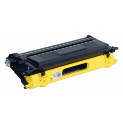 Toner sustituto Brother TN 135 Amarillo, reemplaza al TN-135Y