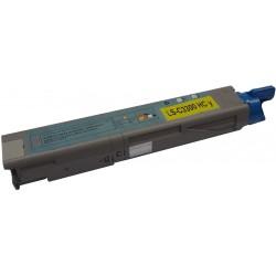 Toner sustituto Magenta OKI C3300M, reemplaza al Oki 43459338 y Oki 43459406