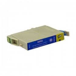 Cartucho sustituto Cyan EPSON 0552, reemplaza al T0552, 13.5ml de capacidad