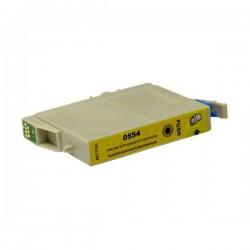Cartucho sustituto Amarillo EPSON 0554, reemplaza al T0554, 13.5ml de capacidad