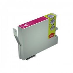 Cartucho sustituto Magenta EPSON 0613, reemplaza al T0613, 13.5ml de capacidad