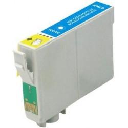 EPSON 0712 Cyan cartucho sustituto, reemplaza al T0712