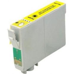 Cartucho sustituto Amarillo EPSON 0714, reemplaza al T0714, 13.5ml de capacidad