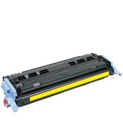 HP Q 6002A Amarillo toner sustituto, reemplaza al Q6002A