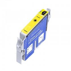 EPSON 0424 Amarillo cartucho sustituto, reemplaza al T0424, 18ml de capacidad