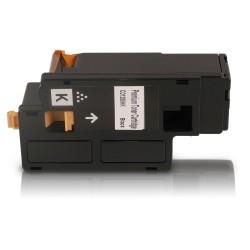 DELL 1250 - 1350 - 1355 Negro Tóner sustituto de alta capacidad