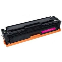 HP 413A Magenta tóner sustituto, reemplaza al CE413A