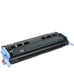 HP Q 3960A Negro toner sustituto, reemplaza al Q3960A, C9700A, Canon CRG 701 y EP-87