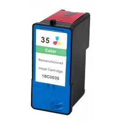 Lexmark 35 Color remanufacturado, reemplaza al Nº 35 18CX035E