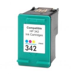 Cartucho remanufacturado Color HP 342, reemplaza a la referencia C9361EE, 19ml de capacidad