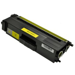BROTHER TN321 / TN326 Amarillo Tóner compatible, reeemplata al TN-321 y TN-326