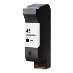 Cartucho remanufacturado Negro HP DJ 700C/800C/1100C/930