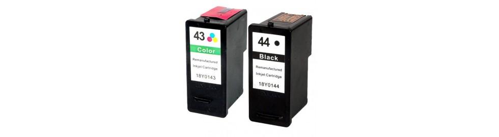 Nº 43XL y Nº 44XL