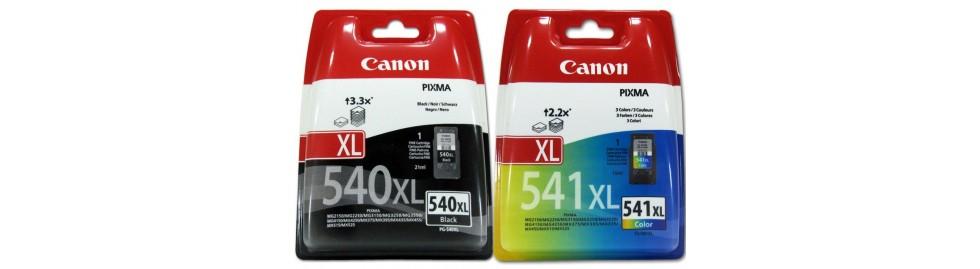 PG 540 y CL 541 / PG 540XL y CL 541XL
